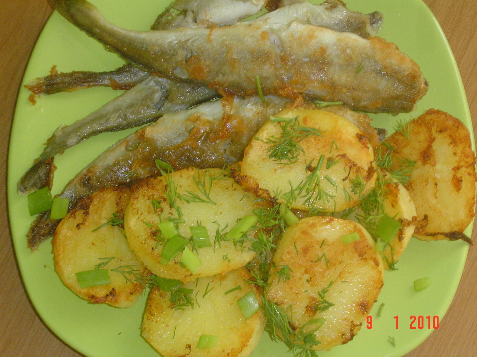 Жареная рыба навага рецепты