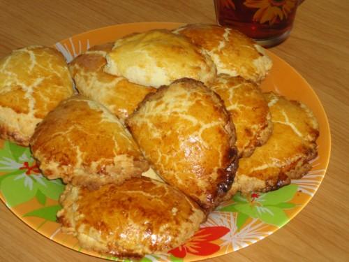 Сочни с творогом рецепт песочное тесто