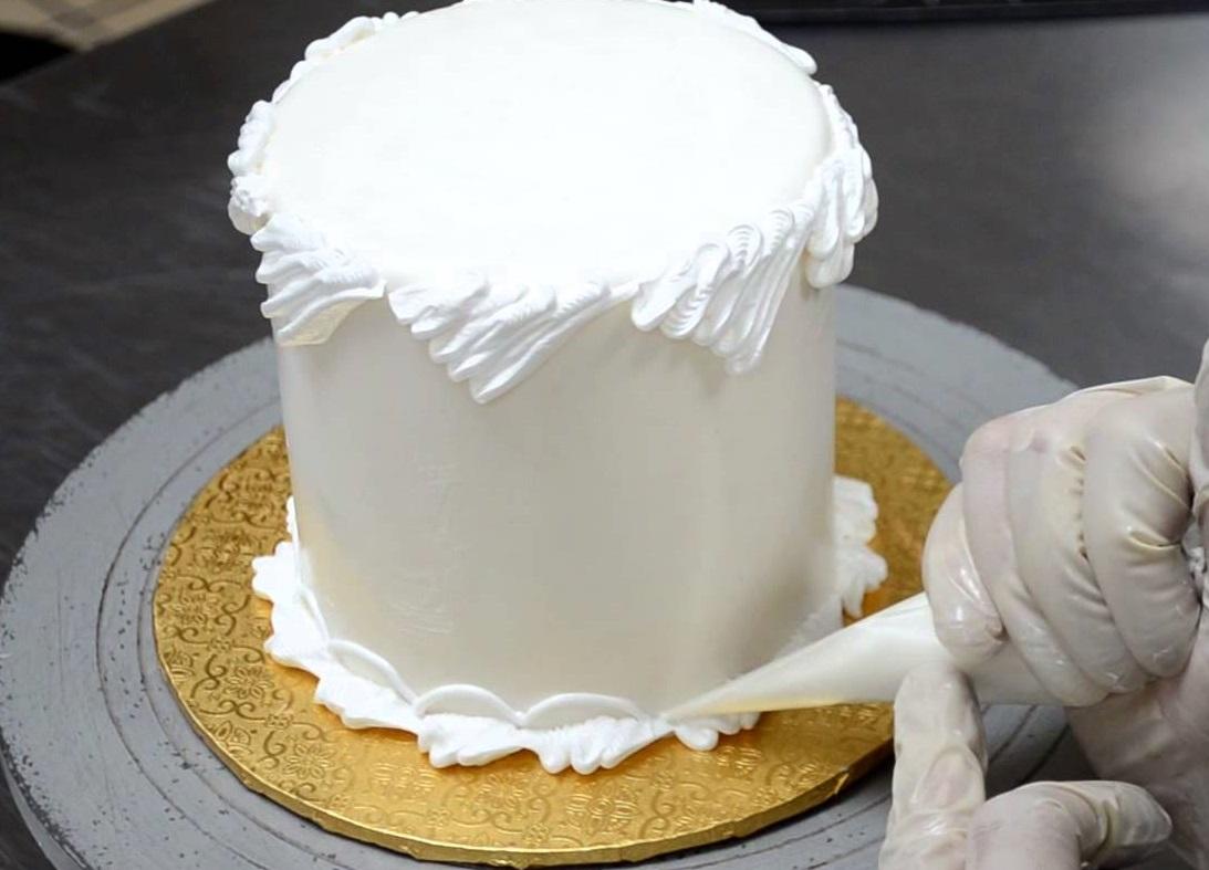 Как сделать обычный крем для торта